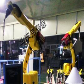 全自动氩弧焊焊接机器人 六轴机器人自动焊接机