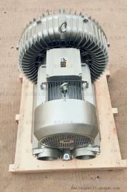 15kw单叶轮高压风机 单涡轮15kw漩涡风机 贝雷克RT-H9115CS