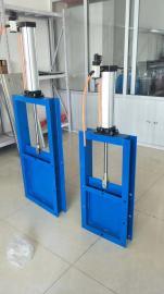现货气动插板阀污泥污水调风阀手动插板阀主要适用于什么行业