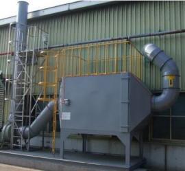 朗淳环保 LCHXT-2000 不锈钢活性炭吸附装置|活性炭吸附塔|