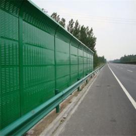公路铁路高强度吸音材料 百叶声屏障定制 高架桥隔声屏障
