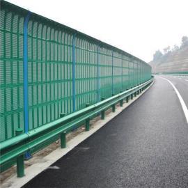 道路隔音声屏障 安装隔离工程施工噪音隔音屏小区透明声屏障