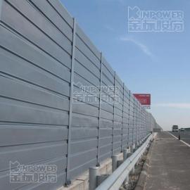 企业厂区隔声屏障金属板材