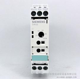 西门子时间继电器3RP1505-1BW30多功能24-240V