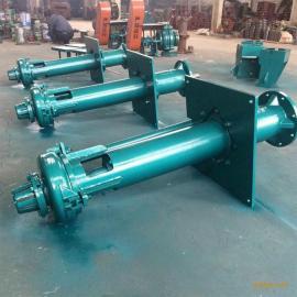 立式渣�{泵 耐磨泥�{泵 高�P程吸沙泵 大流量�x心泵