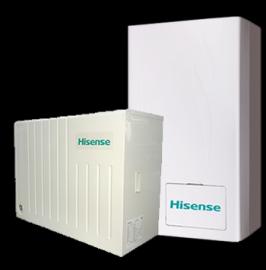 空气源热泵型中央空调