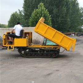 定制农用履带运输车 载重2-10吨车型