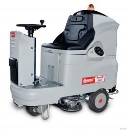 贝纳特中型驾驶式洗地机商场车站工厂车间物业清洁地面用