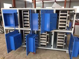 朗淳环保生产LCDLZ-5000等离子处理有机废气|低温等离子恶臭|