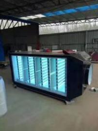 朗淳环保大量生产不锈钢紫外光催化除臭设备
