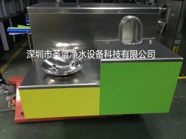 直饮水喷泉公共饮水平台双盆不锈钢户外饮水机
