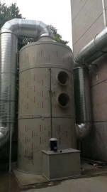 朗淳环保LCPLT-5000PP酸雾喷淋塔工作原理|废气喷淋塔|