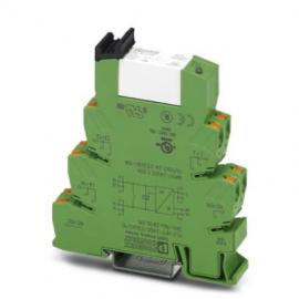 菲尼克斯固态继电器 - PLC-HPT-24DC/230AC/10 - 2905215