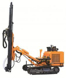 开山牌潜孔钻车90孔径 320H 环保除尘 15方配套钻车