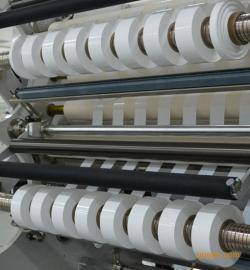 锂电池隔膜分切机
