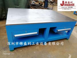 �\盛利MJT-1788 模具重型�Q工桌,�板面�10厚�木板模具�_