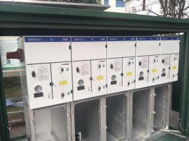 SF6充气环网柜/10KV充气柜订做/全绝缘充气环网柜尺寸