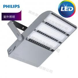 飞利浦LED运动场泛光灯BVP384 500W替代传统1000W金卤灯投光灯