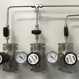 菲恩实验室气体管路供气系统