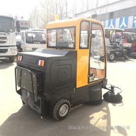 小型扫地车 街道清扫车 小型电动四轮扫地车