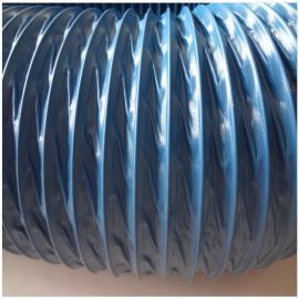 尼龙布耐高温钢丝伸缩管油烟机阻燃排烟管排气抽风管