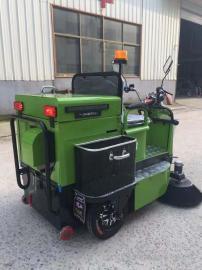 2019新款三轮电动扫地车适合工业园区