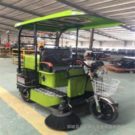 小型扫路车 纯电动扫路车 厂房小区 道路专用
