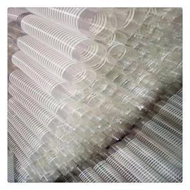 丰运pvc塑筋增强软管白色透明软管PVC吸尘软管