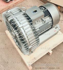 12.5kw单叶轮高压风机 12.5kw漩涡式风机 单涡轮12.5kw气环泵