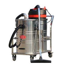 建筑工地用大型工业吸尘器单相电3600W车间打扫卫生用吸尘设备