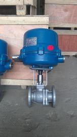 电动O型球阀|电动球阀|ZDRO型电动O型球阀