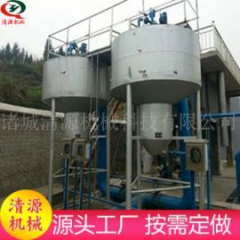 钟式旋流除砂机 废水处理旋流除砂机 清源机械 质量保证