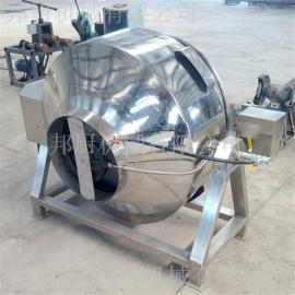 不锈钢电加热夹层锅/电加热可倾夹层锅