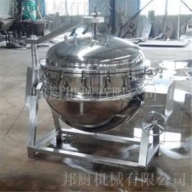 不锈钢电加热夹层锅/酱牛肉可倾夹层锅