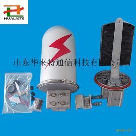 光纤中间接头用铝合金金属光缆接头盒电线杆炮弹型接续盒