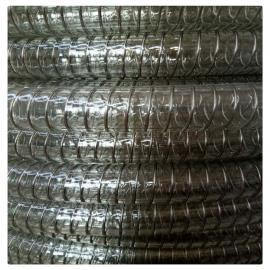 食品级输酒管完全不含塑化剂透明不锈钢丝平滑输油管