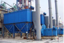锅炉除尘器离线清灰方法和它的结构特点