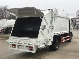 D9多功能压缩垃圾车