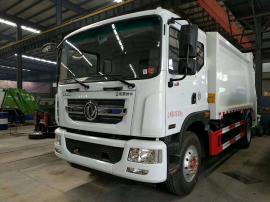 东风国六8吨压缩垃圾车