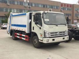 东风自卸压缩垃圾车 政府采购微型垃圾车