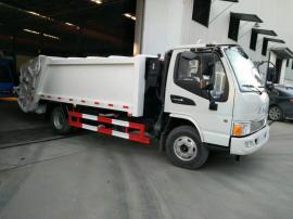 东风多利卡12方压缩垃圾车是什么价位