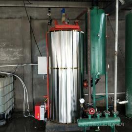 立式小型燃气锅炉半吨0.5吨立式燃气蒸汽锅炉