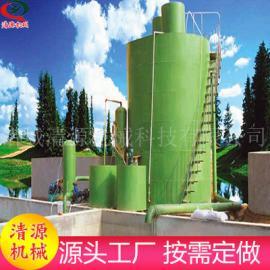 清源加工定做 印染厂超级溶气气浮机 小型印染厂超级溶气气浮机