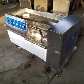 优质冻肉切丁机不锈钢切丁机盛耀机械加工