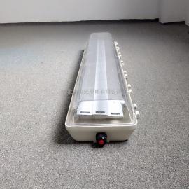 吸顶式防爆防腐全塑荧光灯2*36W