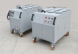 净化CS-AL系列j5p液压油不锈钢超精密过滤机