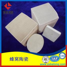 莫来石蜂窝陶瓷 蜂窝催化剂载体优点比表面积大分离效果好