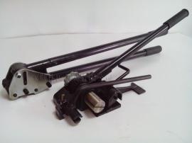 LSW-32卧式钢带打包机,32宽手动钢带打包机报价