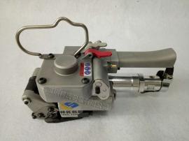 林氏牌LP-19平行穿带气动打包机,塑钢带手提打包机报价