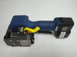 Z323-19手提电动打包机,防进口充电式手提打带机报价